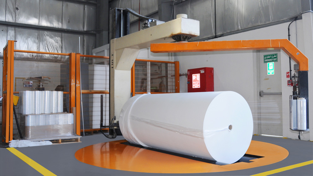 Crown Paper Mill – Finest Quality in Tissue Paper