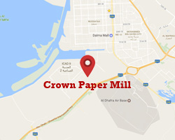 Our Location Follow Us On Copyright Crown Paper Mill